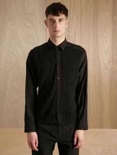Ann Demeulemeester Men's  Joan Shirt