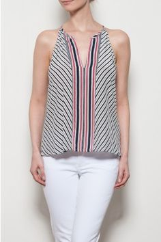 Mahaut Silk Top / $1,830
