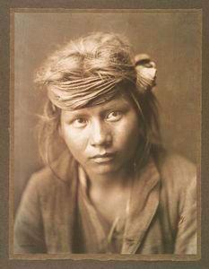 Navajo boy. (c.1904)