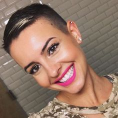 Lisa Cimorelli Short Hairstyles - 15