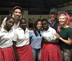 We met some brilliant young women bringing huge change to their communities! #kenya #education #metowe