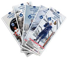 Leafs Season Tickets.... I don't know how much they would be, but I'm sure after the licensing and everything it would be ridiculously expensive.