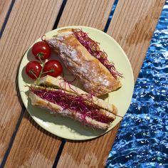 Recette sandwich au poulet sans gluten - Cuisine / Madame Figaro