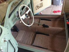 1972 vw bug interior - Google Search