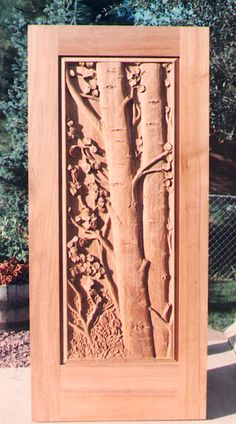 Nora Hall Woodcarving