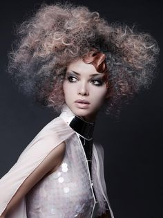 2016 NAHA FINALISTS: Texture>>Hair by: Michelle O'Connor, The Salon by In Style JCPenney in Plano, TX>>Photo By Roberto Ligresti