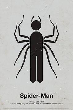 Spider-Man by Viktor Hertz