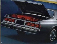 Photos of the 1986 Caprice Classic