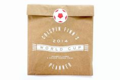 This World Cup Schedule is Efficient and Sleek #worldcup2014 #worldcup trendhunter.com