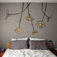 Arte Nas Paredes Inspiration Wall Bedroom