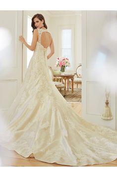Sophia Tolli Y11551 - Swan - Sophia Tolli - Popular Wedding Designers