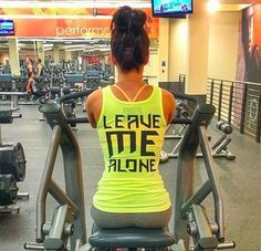 21 Things Women Who Workout Will Understand