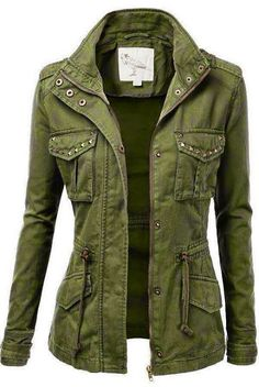 Green Jacket.