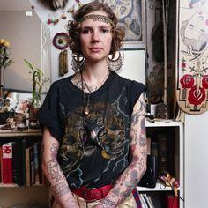 Inspiring people: Minka Sicklinger