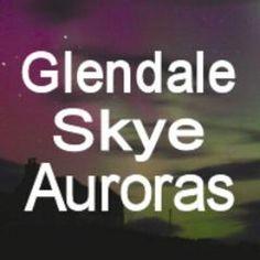 Skye Auroras Aurora, Northern Lights