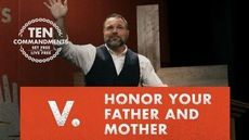 Honor your father and mother Mother And Father, You Are The Father, Mark Driscoll, Narcissistic Mother, Live Set, Ten Commandments, Gods Glory, Favorite Bible Verses, Christian Women