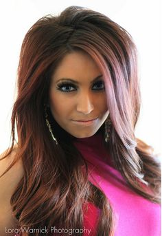 Tracy DiMarco by Lora Warnick Photography