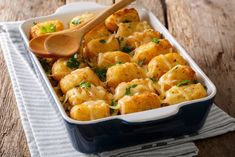Who says comfort food has to be boring? Take this childhood favorite dish and elevate it with Adam's cheddar cheese for a meal fit for a party Mexican Tater Tot Casserole, Retro Recipes, Ethnic Recipes, Food Test, Cream Of Chicken Soup, Fun Cooking, Main Meals, Us Foods, Casserole Recipes