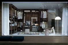 Výsledek obrázku pro luxusní ložnice se šatnou