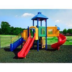 Playground Flooring - Rubber Tiles and Mulch for Playgrounds Playground Flooring, Backyard Playground, Playground Ideas, Backyard Ideas, Playground Design, Backyard Pergola, Backyard Landscaping, Black Rubber Mulch, Playground Rubber Mulch