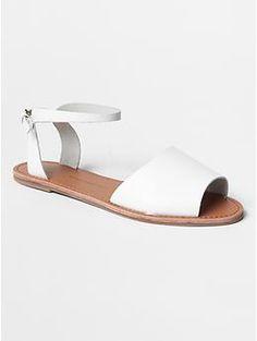 Classic leather sandals | Gap | Summer sandals