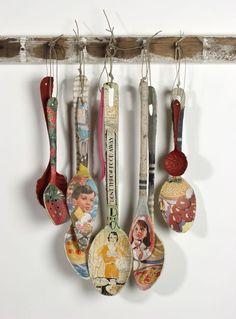 silverware repurpose