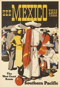 Mexico ~ Maurice Logan