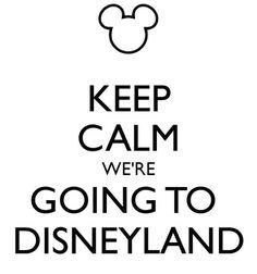How can we keep calm!! Our son is coming with us this time!! #HappiestPlaceOnEarth #Disney #Disneyland #DLR #DCA #DisneylandCaliforniaAdventure #MrMrsDisneyland  #MickeyMouse #DisneySeasonPassHolders #SPH by mr_mrs_disneyland