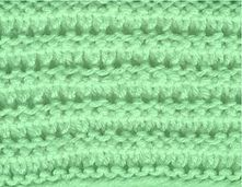 Ravelry: Easy Knit Dishcloth pattern by Frugal Knitting Haus