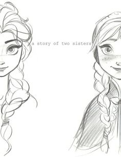 Finally a Disney story that focuses on the love between two sisters instead of a prince and a princess this is why I love Frozen so much:D