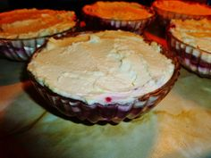 White Chocolate and Raspberry Cheesecake Pots