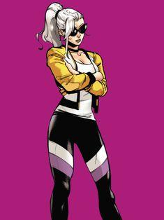 Felicia Hardy in Black Cat #11 (2019) Female Spiderman, Spiderman Black Cat, Spiderman Girl, Black Cat Marvel, Female Superhero, Dc Comics Girls, Marvel Girls, Marvel Art, Baby Black Cat