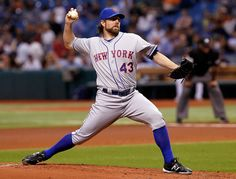 R.A. Dickey - CG, 1 ER, 1 H, 0 BB, 12 SO (10-1, 2.20 ERA) on June 13, 2012 - Photo by J. Meric/Getty Images