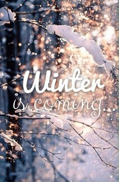 Winter Is Coming Pictures, Photos, and Images for Facebook, Tumblr ...