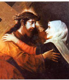 ¿Los acompañamos con nuestro amor, silencio, contemplación y reparación?