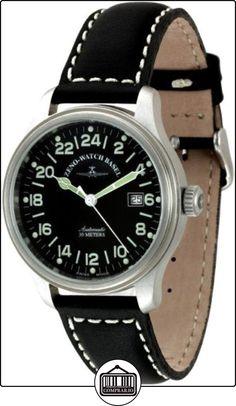 Zeno-Watch Reloj Mujer - NC Pilot 24 hours - 9563-24-a1 de  ✿ Relojes para hombre - (Lujo) ✿