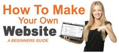 New Website Shows How Anyone Can Create a Website, Even on a Shoe String Budget