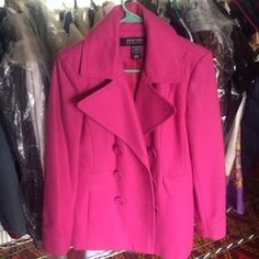 I just discovered this while shopping on Poshmark: New York & Company Coat. Check it out! Price: $46 Size: 2