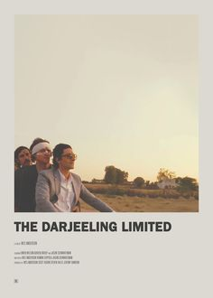 The Darjeeling Limited Iconic Movie Posters, Minimal Movie Posters, Minimal Poster, Cinema Posters, Iconic Movies, Film Posters, Good Movies, Film Poster Design, Movie Prints