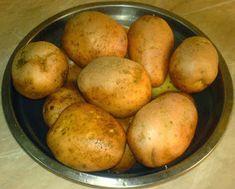 Retete Culinare Preparatedevis.ro: Cartofi copti Potatoes, Vegetables, Food, Fine Dining, Potato, Essen, Vegetable Recipes, Meals, Yemek