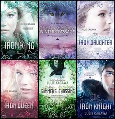 the+iron+king+series | the iron fey series by julie kagawa the iron king winter s passage the ...