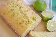 Key Lime Pound Cake Recipe - Best Crafts and Recipes Best Pound Cake Recipe, Pound Cake Glaze, Glaze For Cake, Pound Cake Recipes, Pound Cakes, Key Lime Pound Cake, Sour Cream Pound Cake, Lime Cake, Summer Dessert Recipes