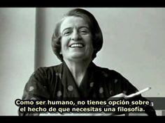 Ayn Rand: Filosofía, Razón y Emociones