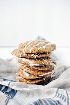 Vanilla honey spiced cookies recipe
