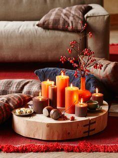 Adventskranz selber machen: Der Klassiker: Adventskranz aus Tannengrün | LIVING AT HOME