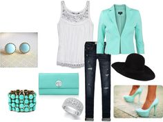 """""""Tiffany Blue & Co."""" My favorite color!!!"""