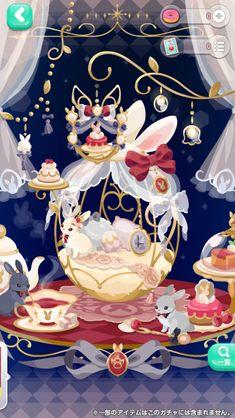 ポケコロガチャ図鑑 Kawaii Background, Cartoon Background, Art Background, Kawaii Anime Girl, Kawaii Art, Kawaii Drawings, Cute Drawings, Cocoppa Play, Cute Backgrounds