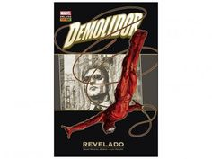 Demolidor - Revelado - Panini Books com as melhores condições você encontra no Magazine Ciabella. Confira!