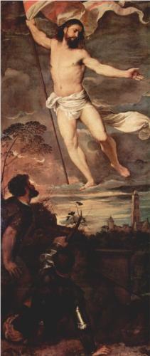 Christ - Titian