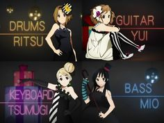k-on images - Google Search